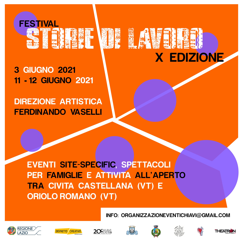 Festival Storie di Lavoro